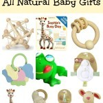 10 Adorable All Natural Baby Gifts
