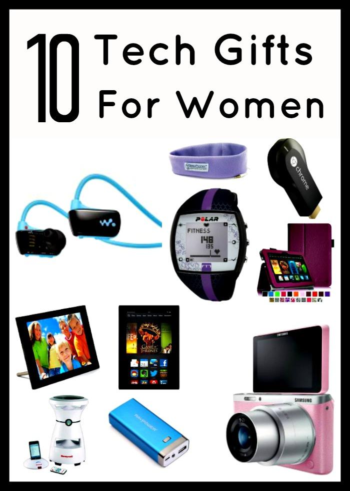 10 Tech Gifts for Women