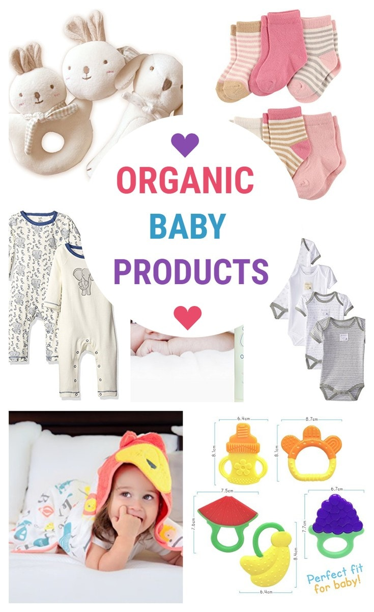 10 Best Organic Baby Products you will love