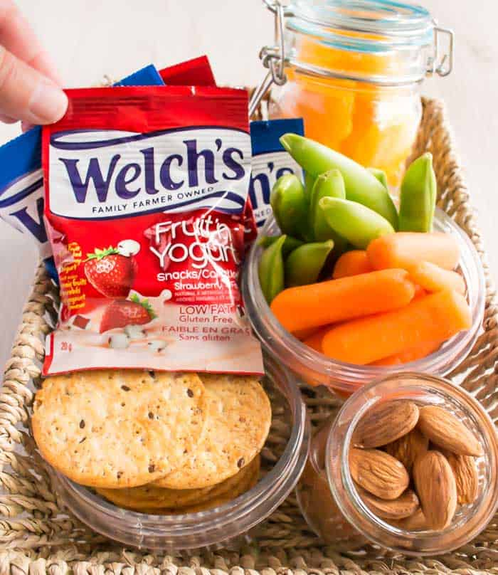 Back to School Snack Station with Welchs Fruit n Yogurt Bites-9601