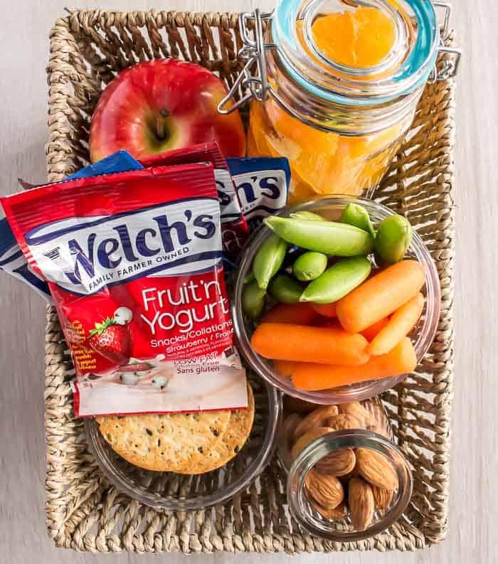 Back to School Snack Station with Welchs Fruit n Yogurt Bites-9605