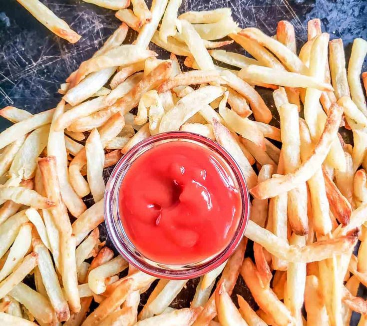 ActiFry French Fries
