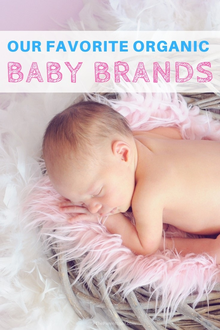 Organic Baby Brands you will love