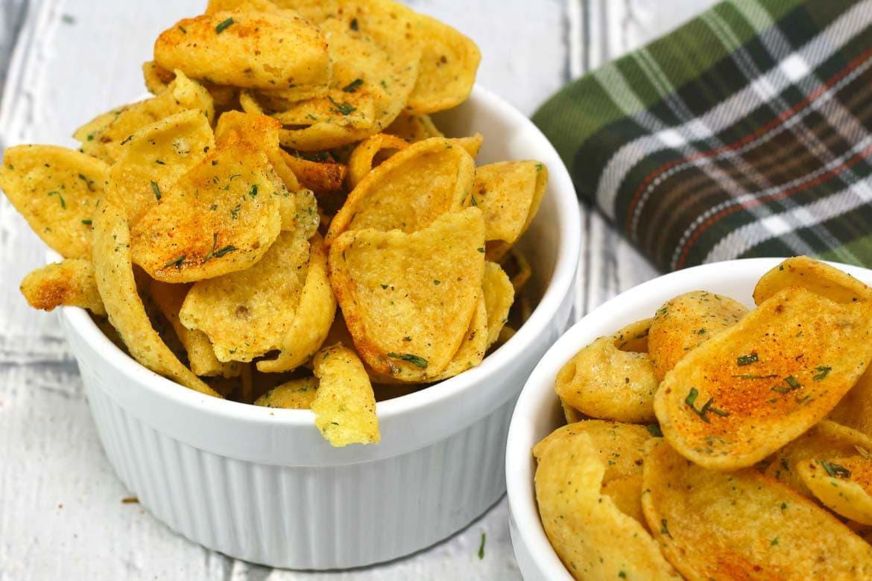 Crock pot corn chips recipe with Cajun Ranch