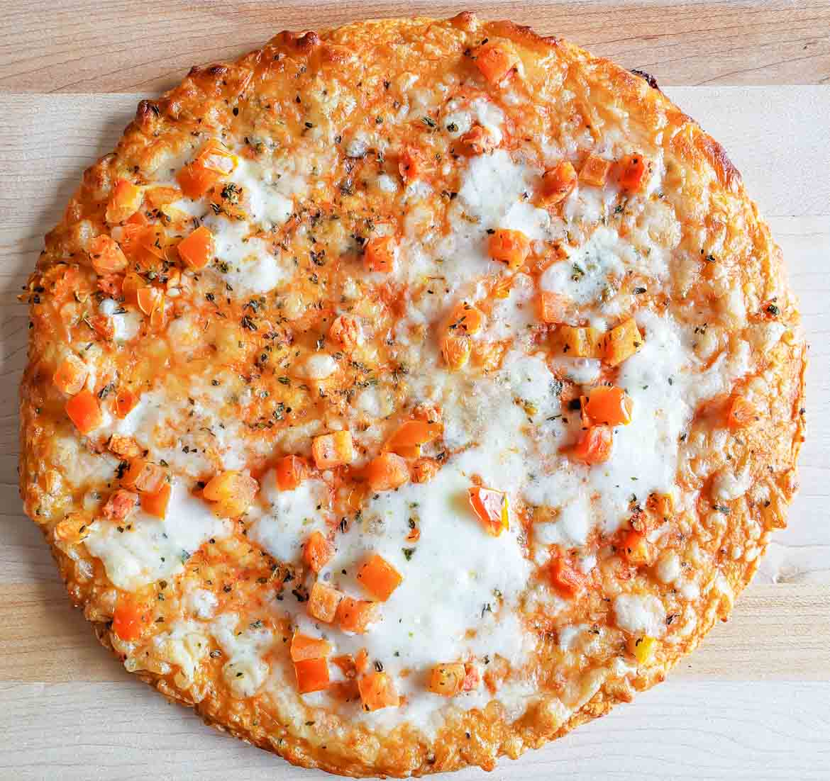 CAULIPOWER Margherita Pizza cauliflower crust