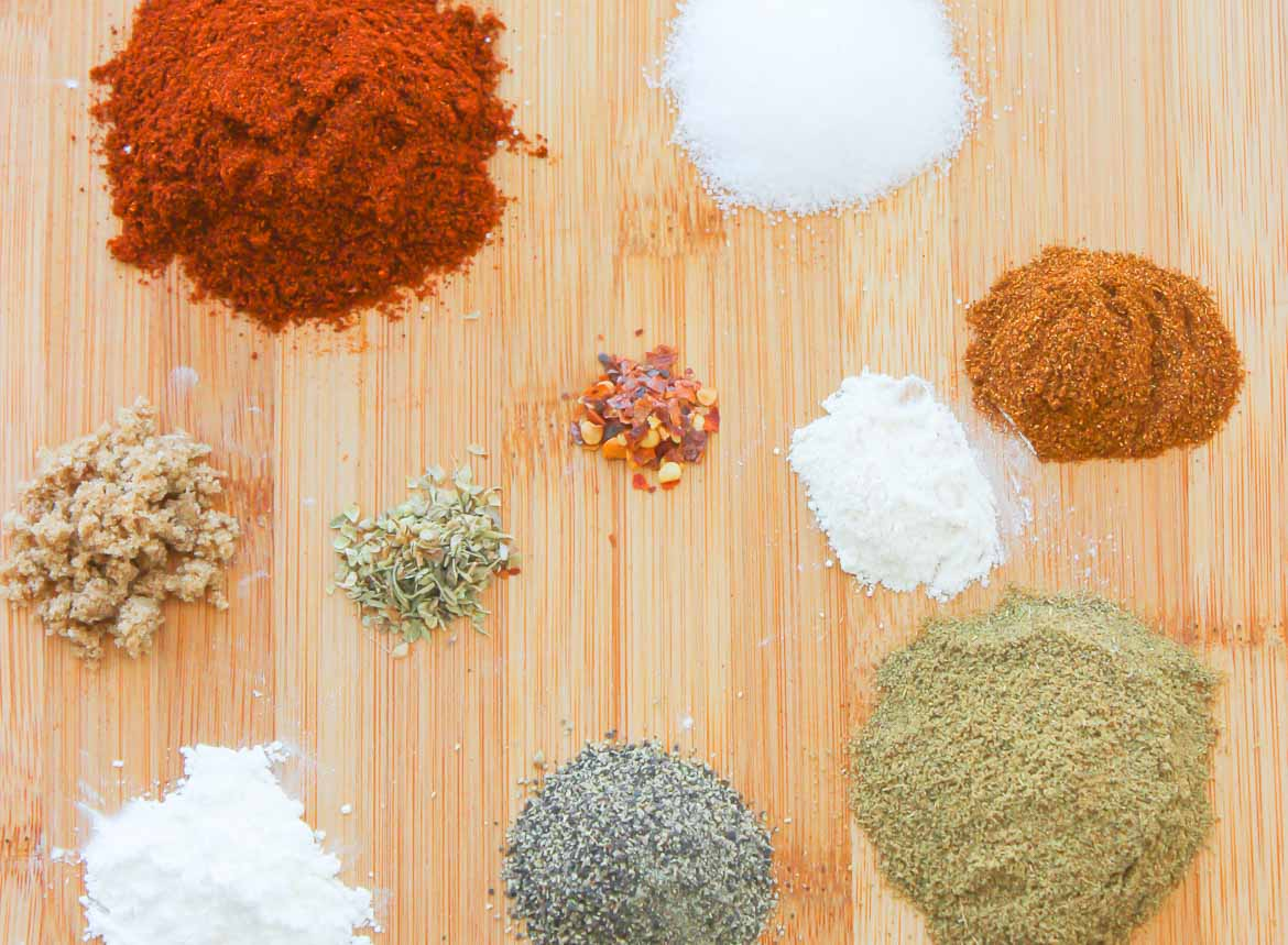 Healthy Taco Seasoning mix