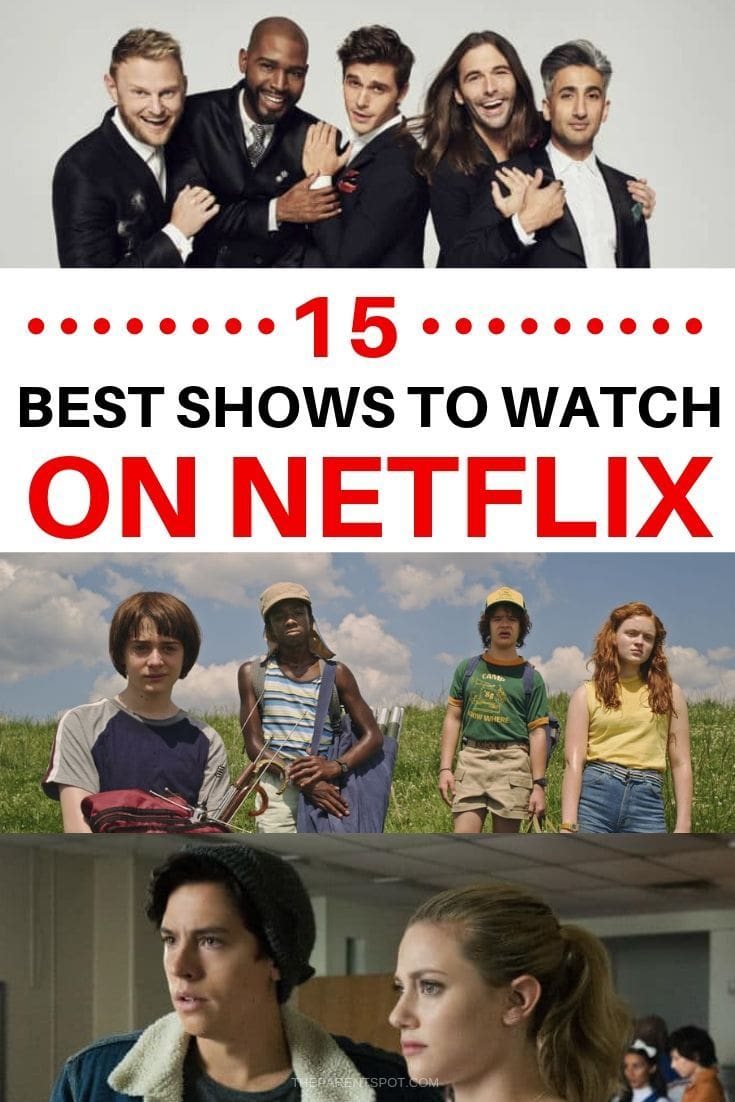 The best shows on Netflix right now. Looking for a list of the best Netflix shows to binge? You're in luck! Grab your popcorn and enjoy these bingeworthy TV series.