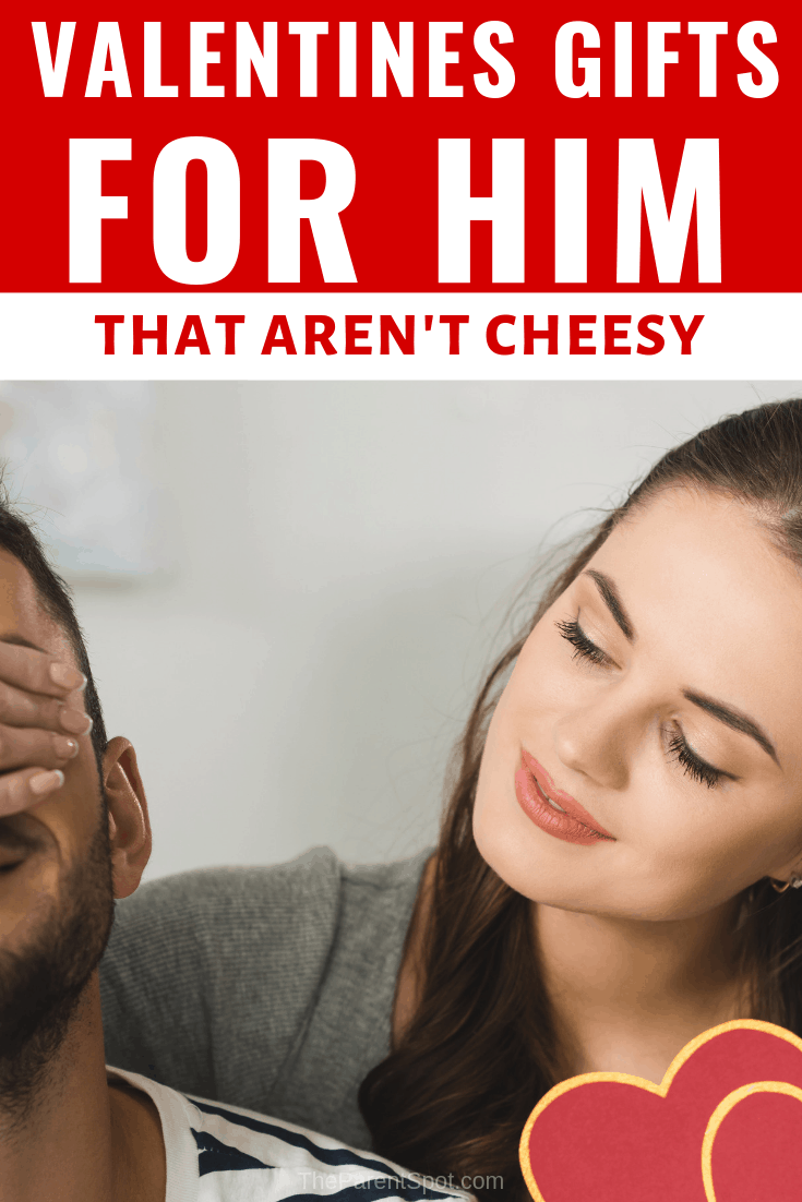 Valentines Day gifts for him that aren't cheesy