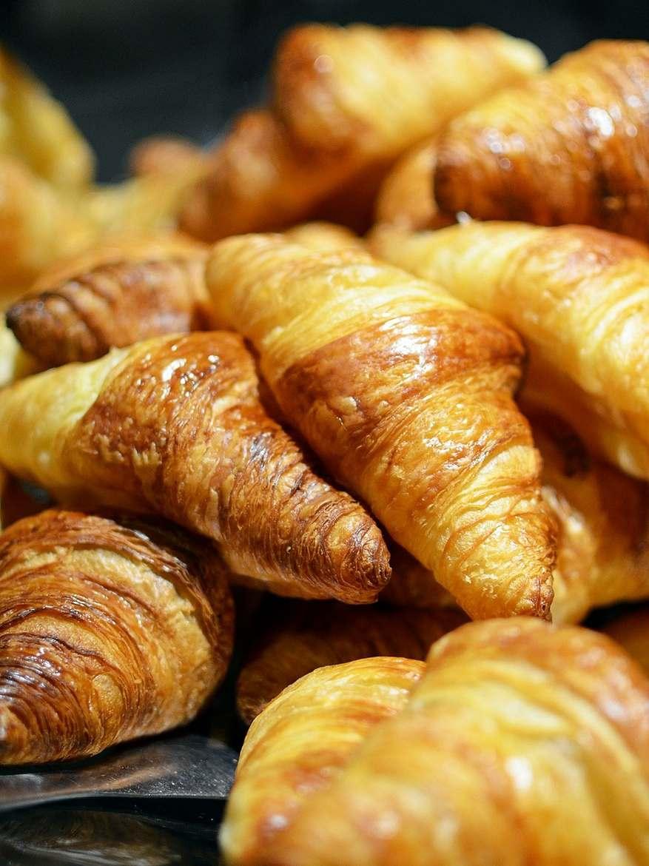 croissant in Paris