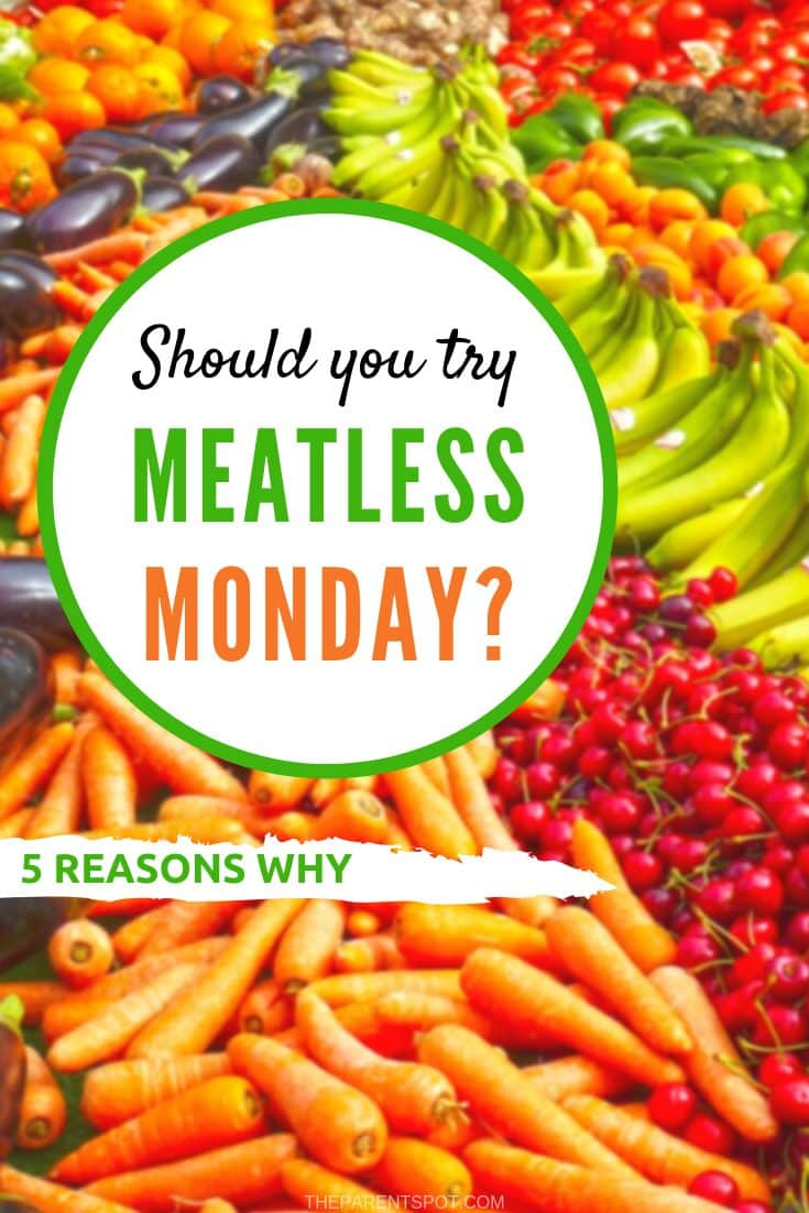 Should You Try Meatless Monday?