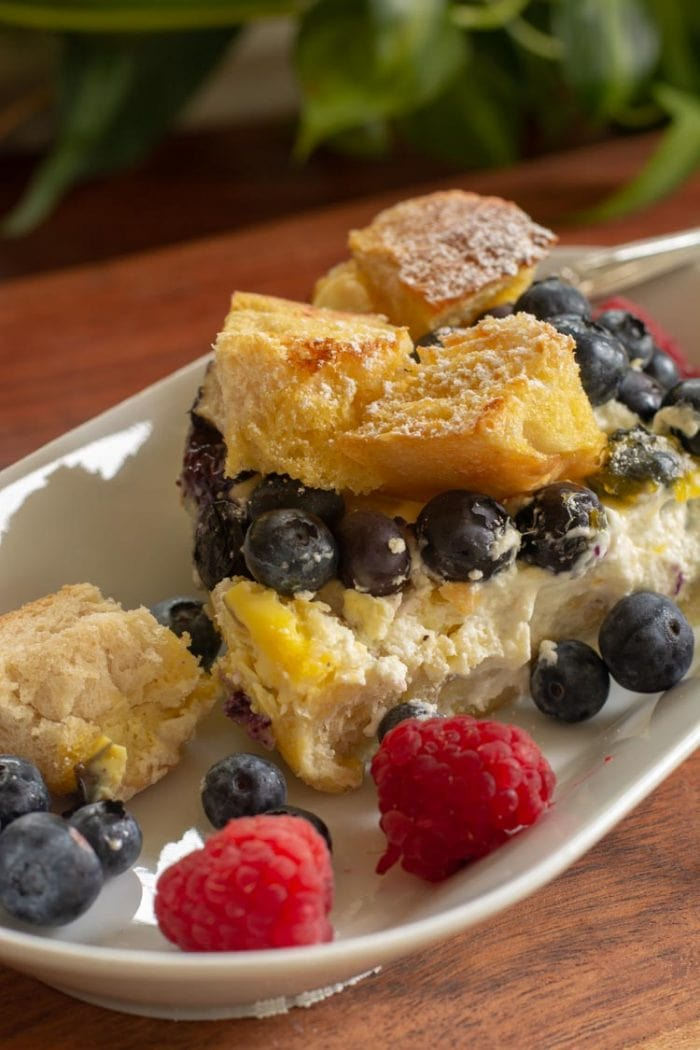 Overnight Blueberry French Toast Bake French Toast Recipes
