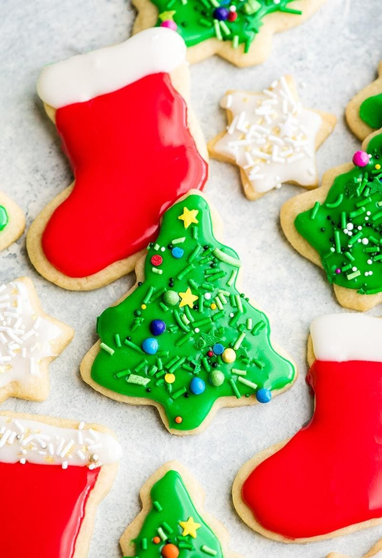 Cut Out Sugar Cookie Recipe