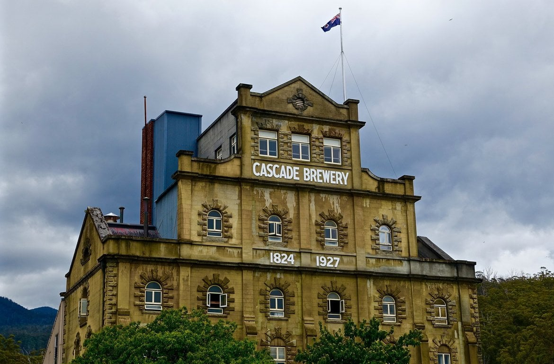 Cascade Brewery in Hobart Australia