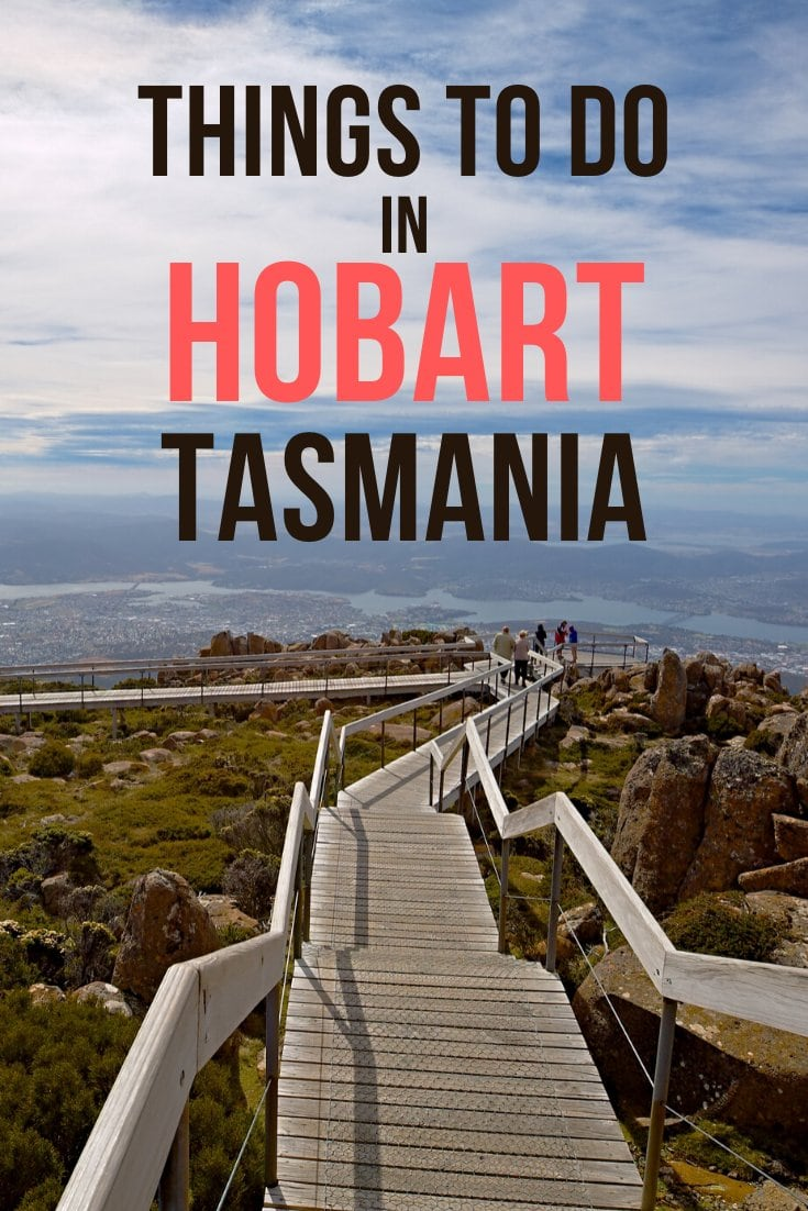 What to do in Hobart Tasmania