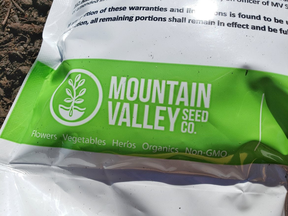 rue Leaf Market cover seeds from Mountain Valley Seed Co