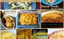 25 Comfort Food Recipes Title