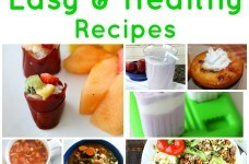 25 Easy and Healthy Recipes for Busy Parents