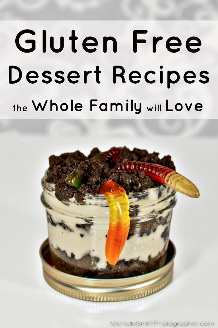 3 easy gluten free dessert recipes the whole family will love