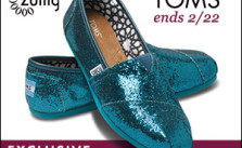 Get a Great Deal and Donate a New Pair of Shoes or Eyewear to a Child in Need With TOMS and Zulily