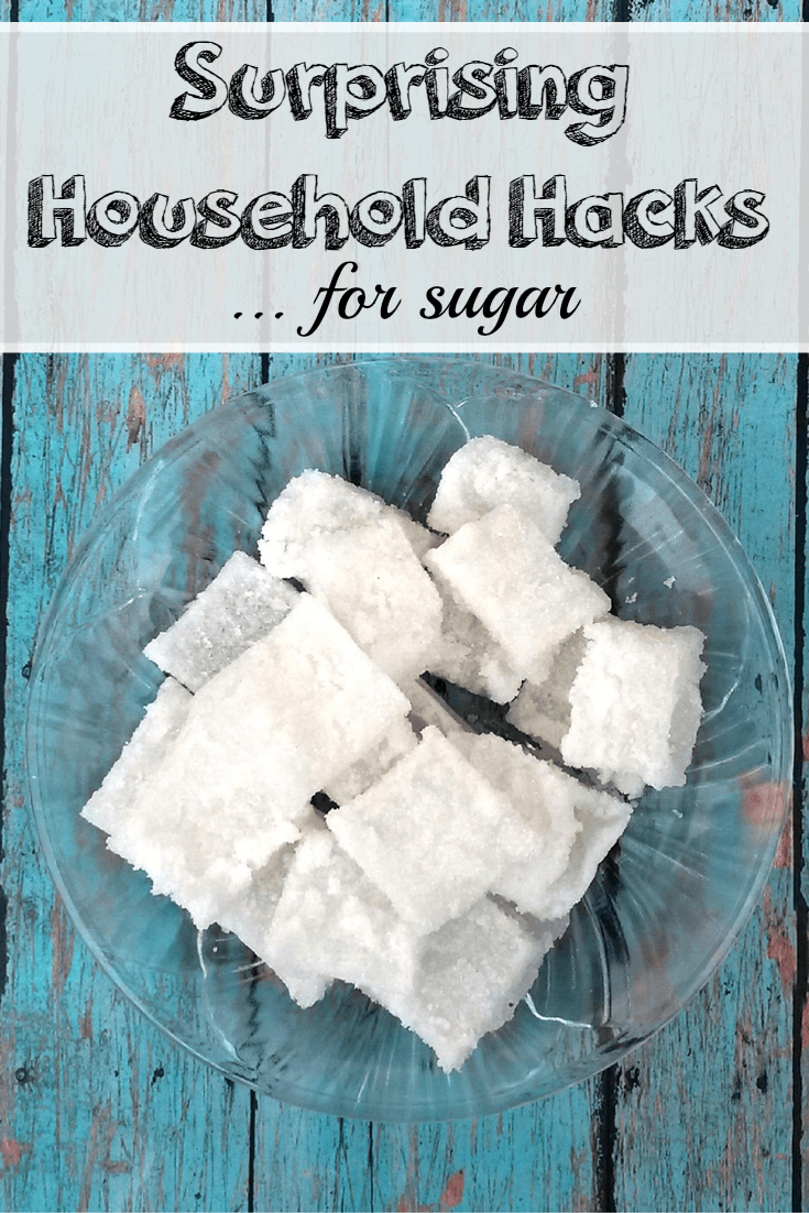 5 Surprising Household Hacks for Sugar