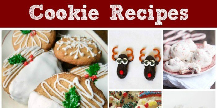 50 Yummy Christmas Cookie Recipes 2