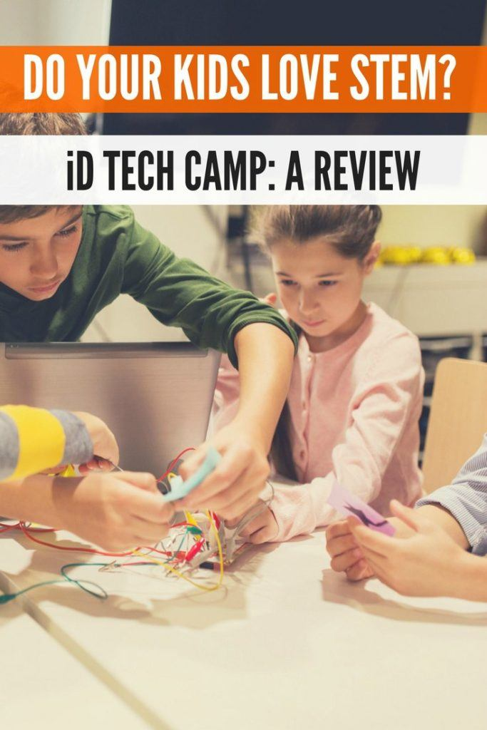 A Review of iD Tech Summer Camps | STEM summer camps