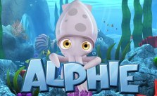 Alphie the Squid