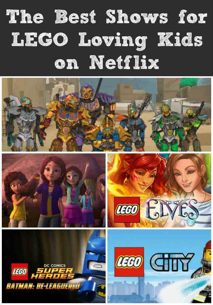 the best shows for lego loving kids on netflix streamteam. Black Bedroom Furniture Sets. Home Design Ideas