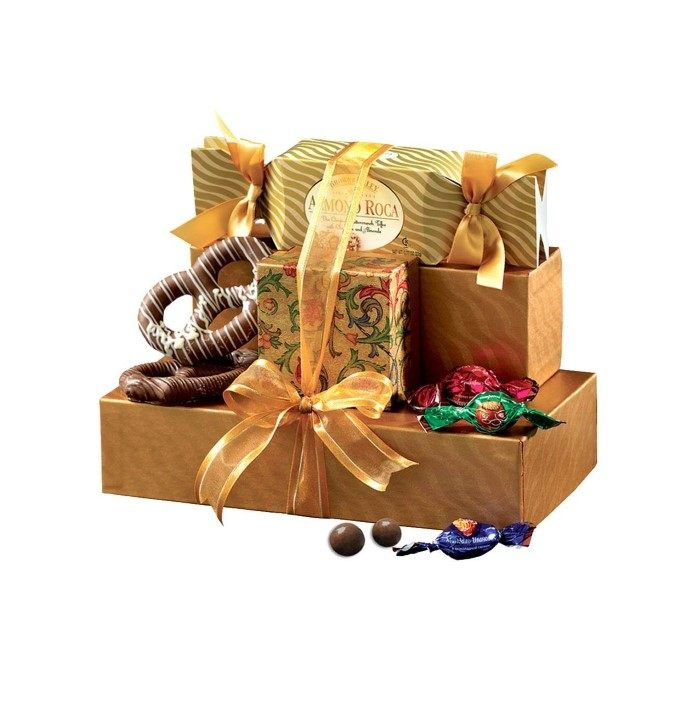 Broadway Basketeers Gourmet Chocolate Amazon (Custom)