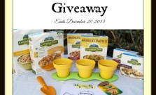Cascadian Farms Giveaway Ends December 20 2013