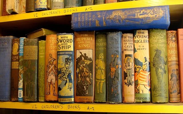 Childrens books by pettifoggist on Flickr