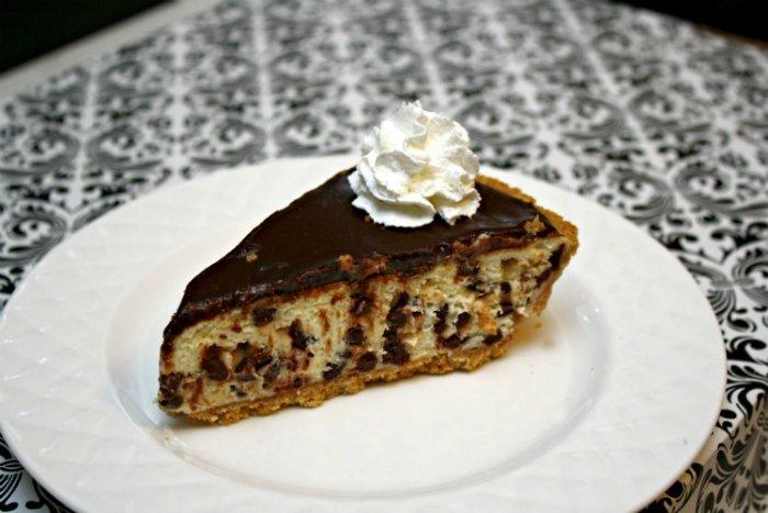 Chocolate Chip CheeseCake SlapDashMom