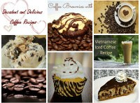 Coffee Recipes Roundup