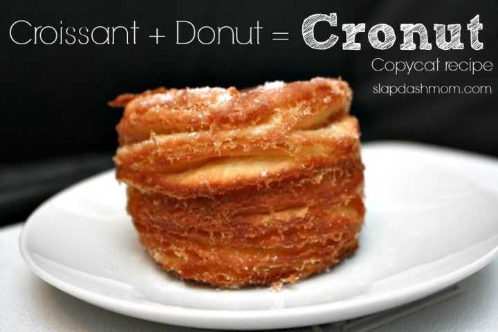 Cronut Copycat from Slap Dash Mom