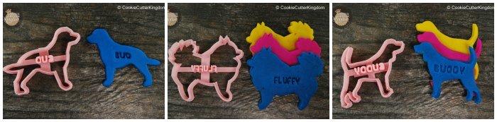 Custom Dog Breed Cookie Cutters