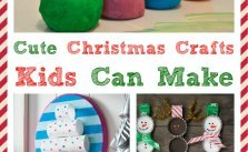 25 Cute Christmas Crafts For Kids SM
