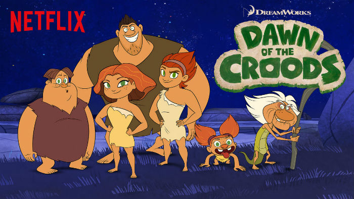 Dawn of The Croods - S4