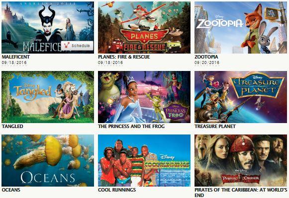 Netflix Disney Classics Collection #StreamTeam
