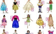 Disney Costumes Your Little Girl Will Love