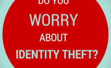 Do you worry about identity theft? #LifeLockHealthyCredit #ad