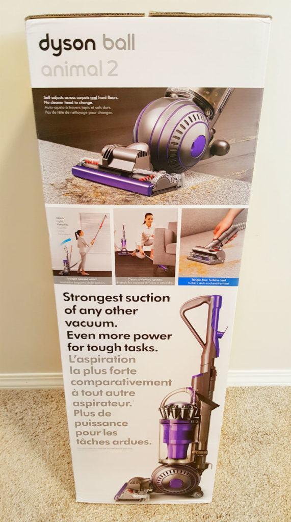 Meet The Dyson Ball Animal 2 Vacuum: Our Secret Weapon