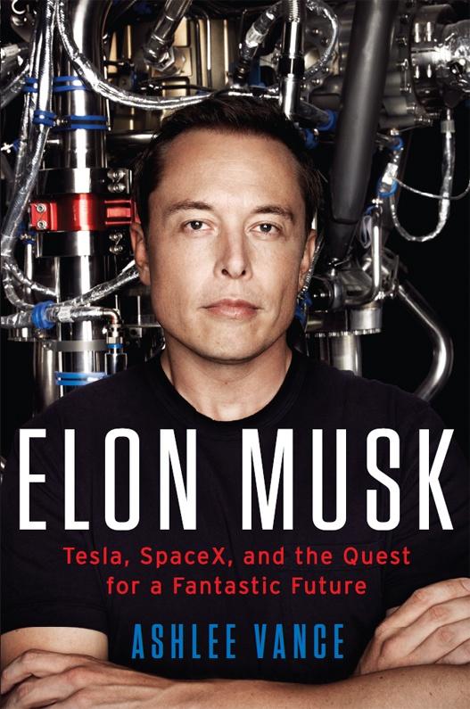 Elon Musk on Kobo