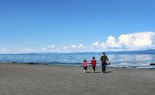 Exploring beautiful Vancouver Island as a family
