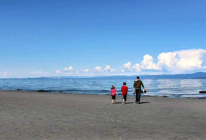 Exploring bBeautiful Vancouver Island as a family