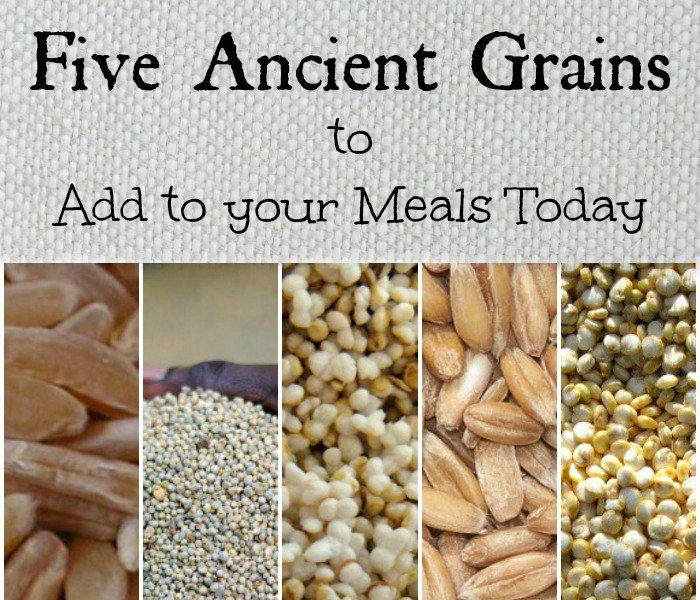 -Five Ancient Grains You Can Easily Add To Your Meals Today SM