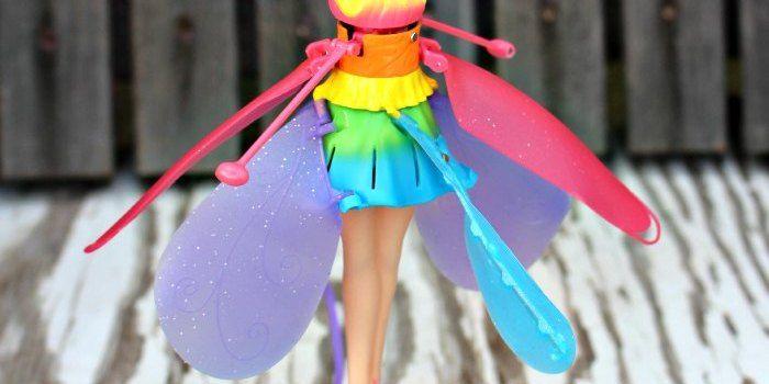Deluxe Light Up Rainbow Fairy