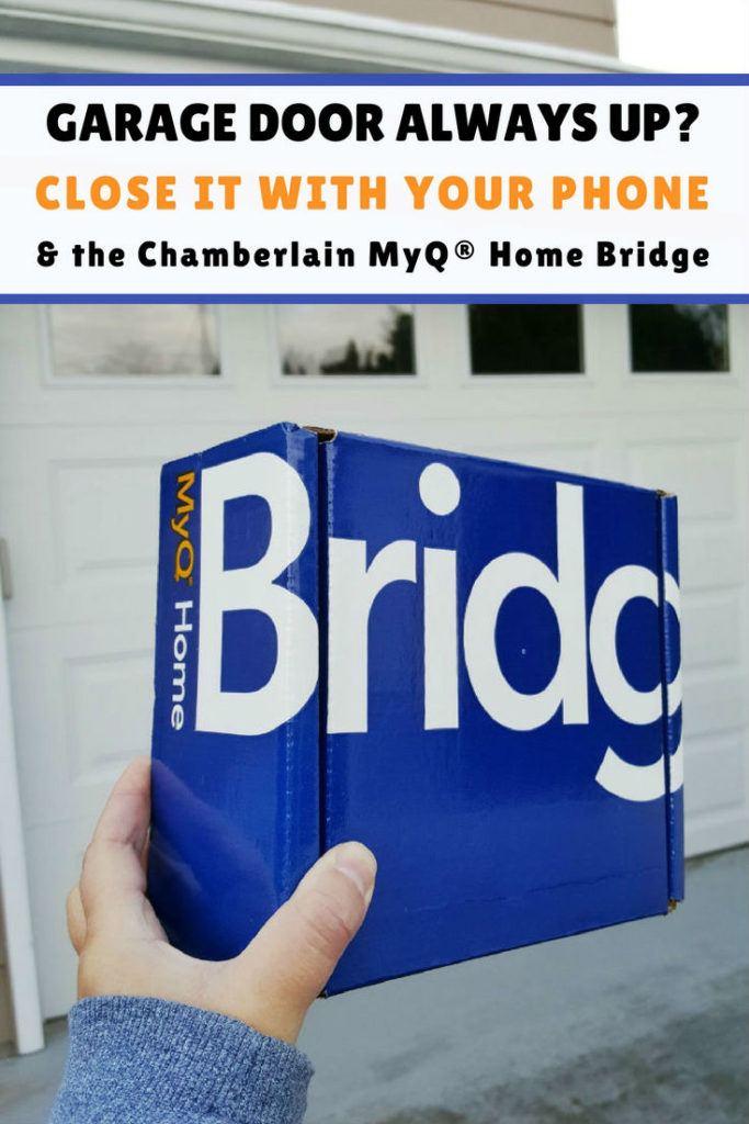 Garage door opener Chamberlain Chamberlain MyQ Home Bridge