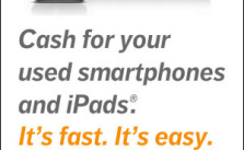 Did you know you can get cash for your used smartphone or tablet with Gazelle?