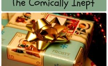 Quick Gift Wrapping Tips for The Comically Inept