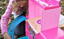 Gifts You Always Wanted As A Kid But Probably Didn't Get Barbie pop-up camper